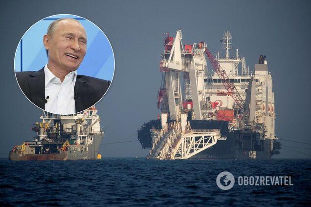 """У Німеччині накинулися на США через """"газопровід Путіна"""""""