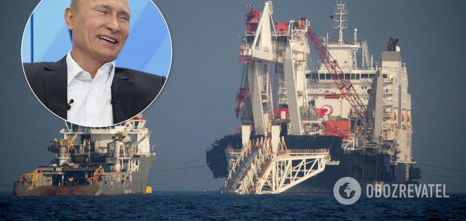 У Німеччині накинулися на США через 'газопровід Путіна': чого зажадали