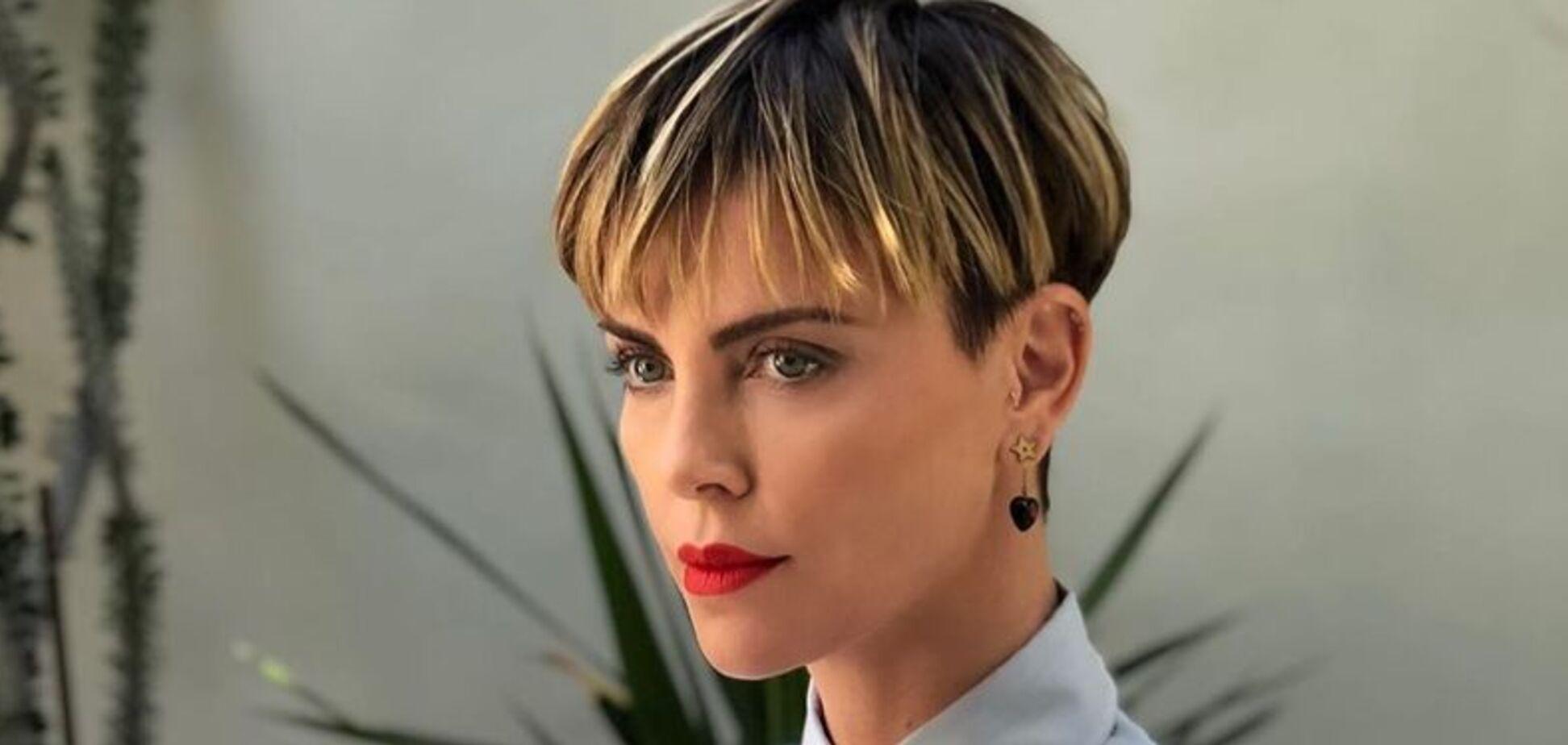 'Не змогла за себе постояти': Шарліз Терон стала жертвою сексуальних домагань