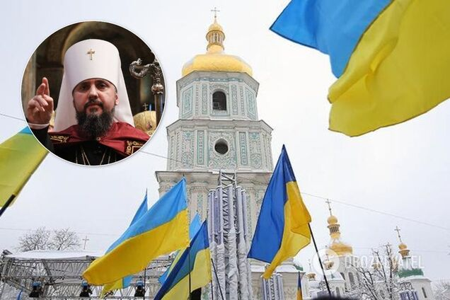 Епіфаній назвав причину призупинення процесу переходу парафій РПЦ в ПЦУ
