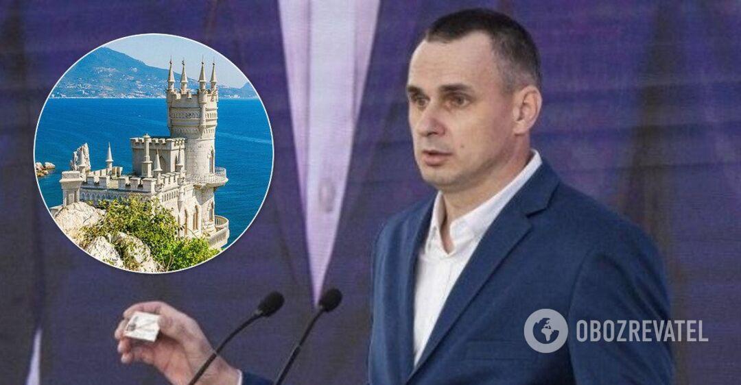 Путин скорее Кремль отдаст, нежели Крым – Сенцов
