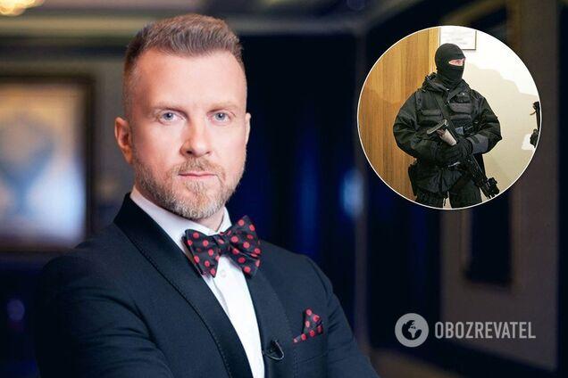 У Києві прийшли з обшуками до Мухарського