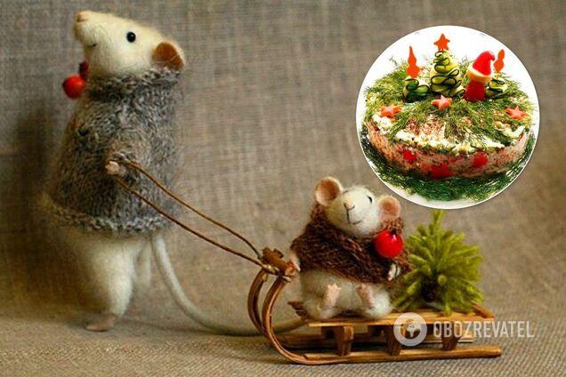 Новый год Белой Крысы
