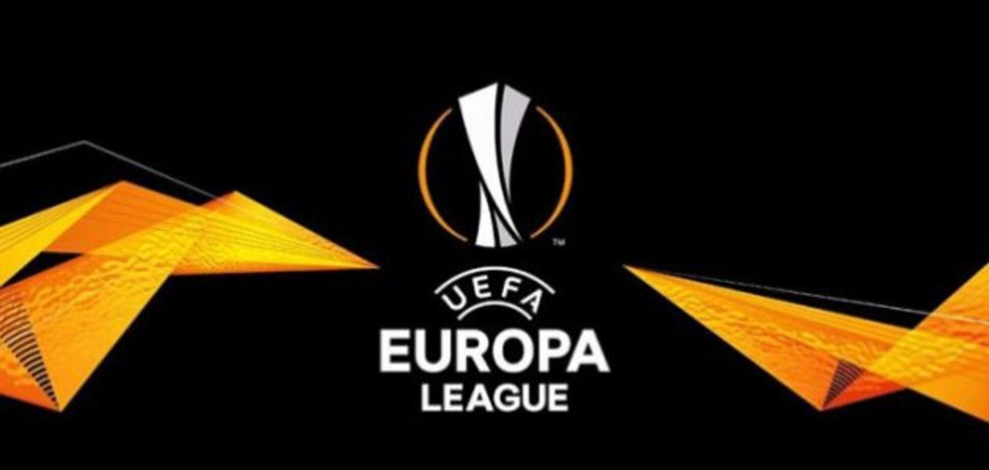 Команда тижня Ліги Європи