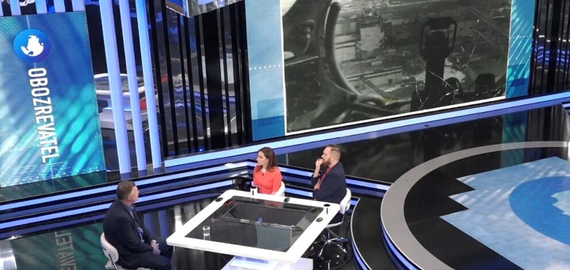 'О нас вспомнили!' Ликвидатор с ЧАЭС поблагодарил за сериал 'Чернобыль'