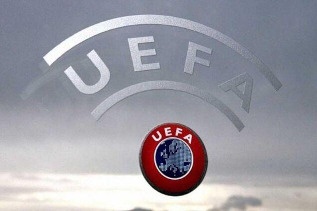 УЕФА обновил таблицу коэффициентов
