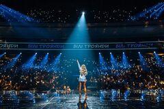 Ірина Федишин у рамках підготовки до шоу в Києві запрезентувала нове відео 'Перший сніг' на слова Сосюри