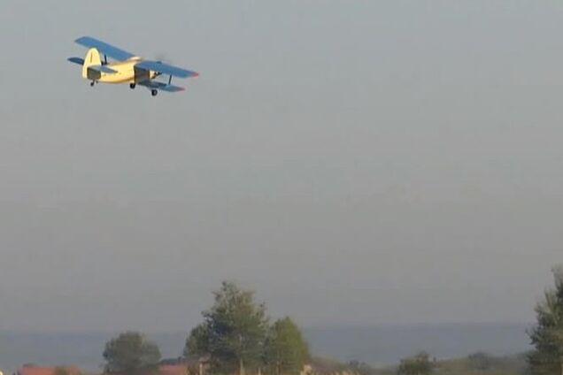 Под Одессой с самолетов будут бросать вакцину от бешенства
