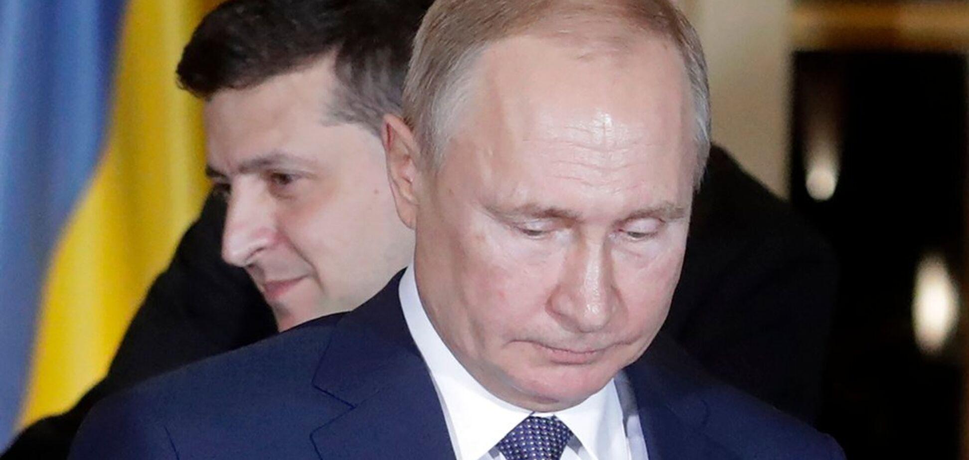 Путін блефував на переговорах із Зеленським