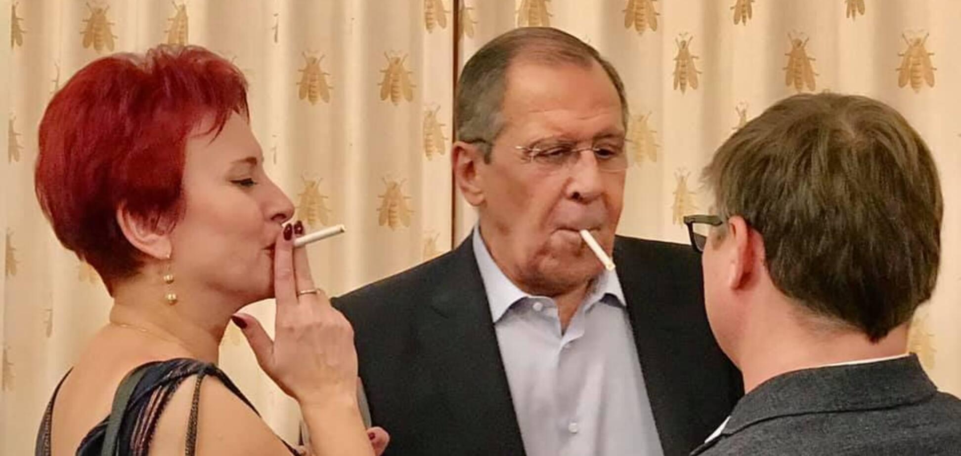 В сеть попали фото с закрытого корпоратива с Лавровым до Нового года