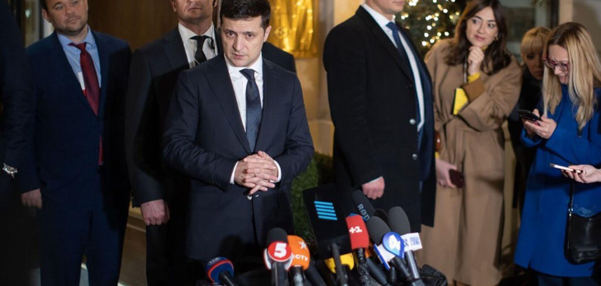 'Россия 1' показала нашумевшее 'интервью' с Зеленским: скандальное видео