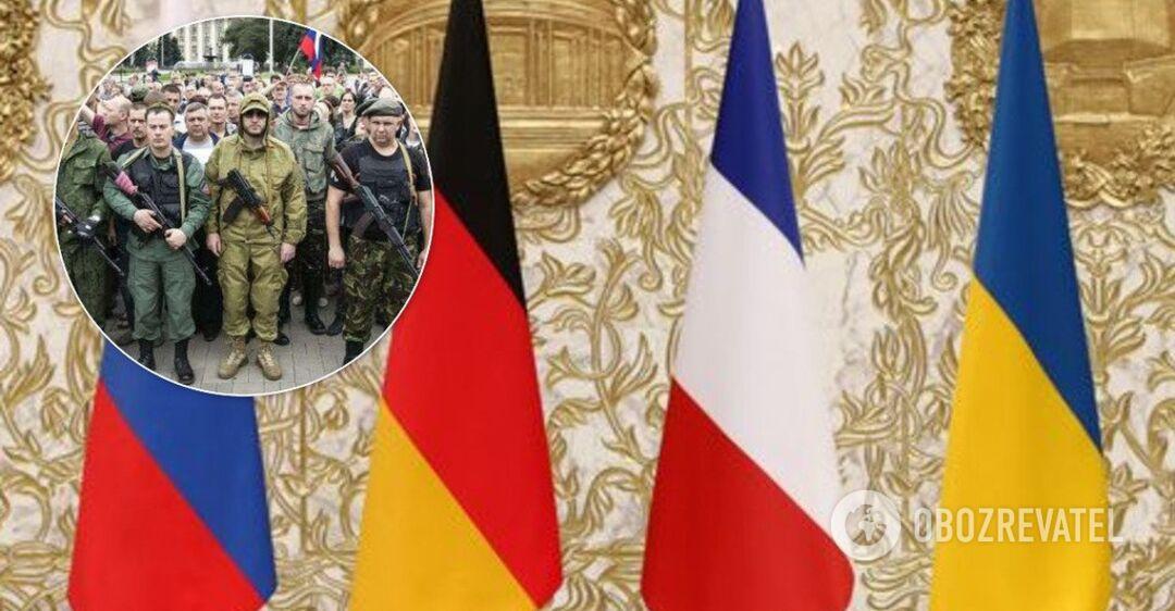 В Германии потребовали привлечь к ''нормандским переговорам'' террорис