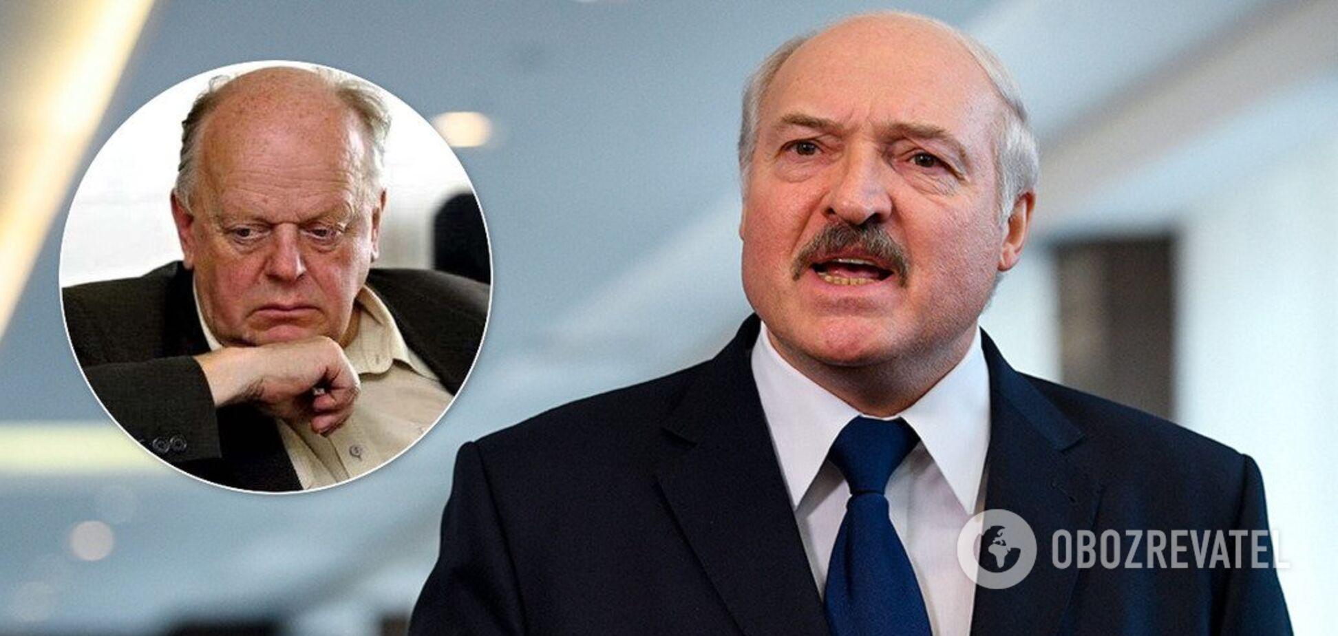 Шушкевич и Лукашенко
