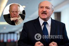Шушкевич і Лукашенко