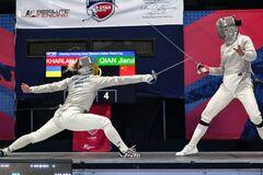 Українка Харлан завоювала 'золото' Кубка світу з фехтування