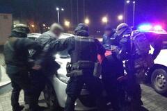 У Черкасах накрили банду озброєних гоп-стоперів: фото