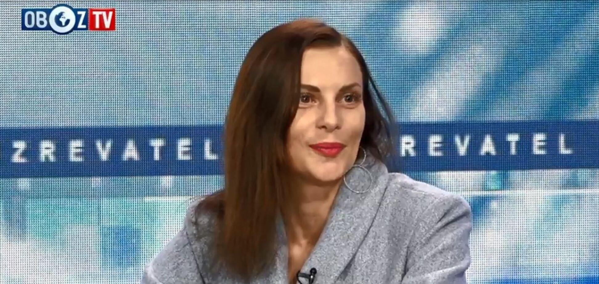 'Riffmaster – рокер': Герой Украины заступилась за Антоненко