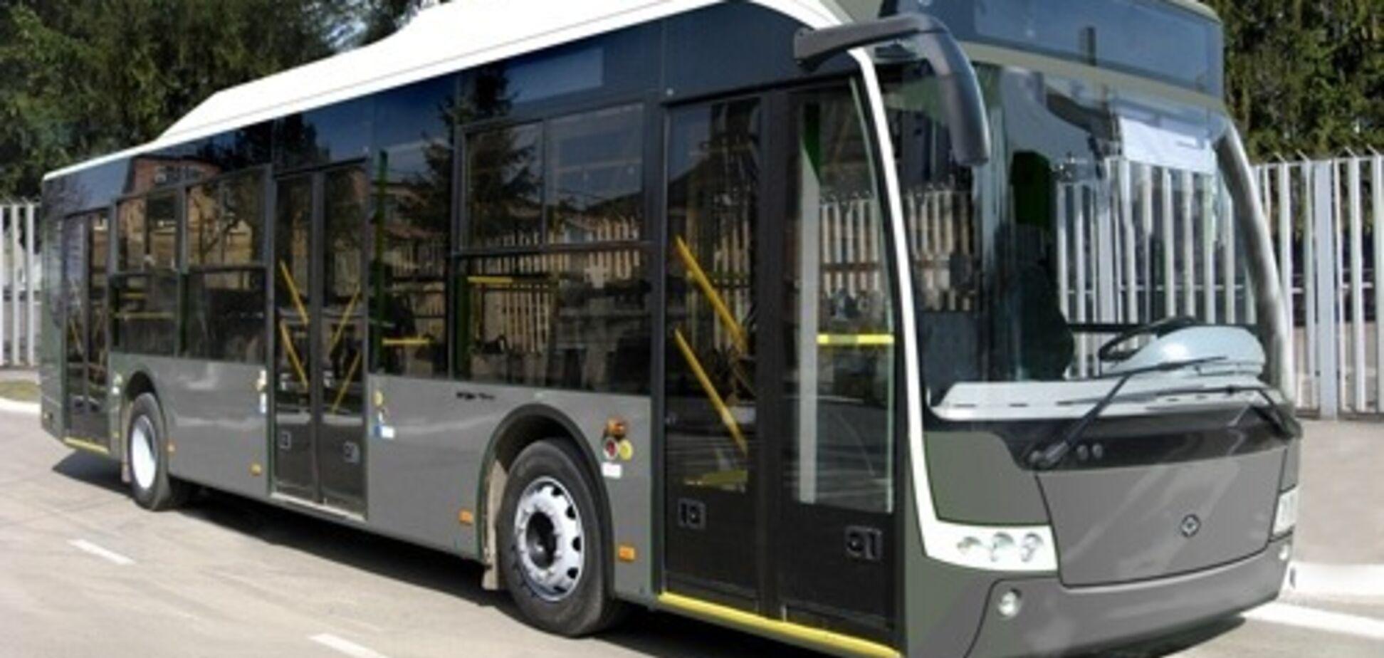Богдан випустив електричний автобус, який не буде іржавіти