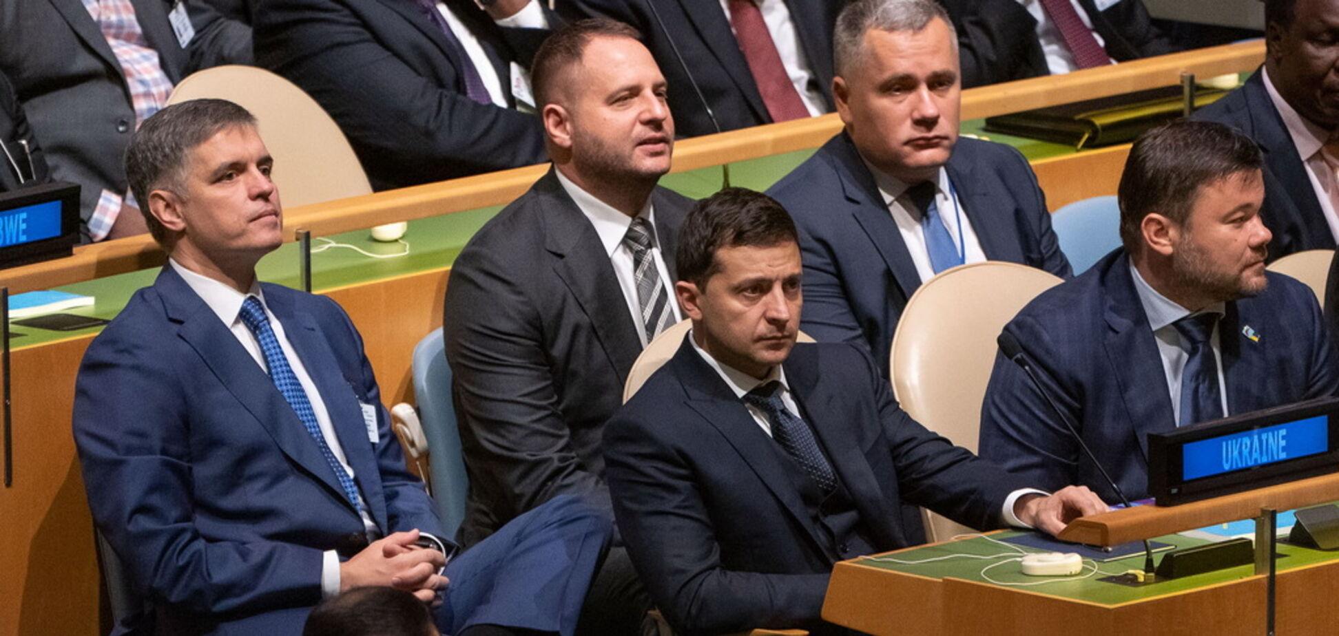 Узурпация от Зеленского, Богдана и Ермака: дно и ад!