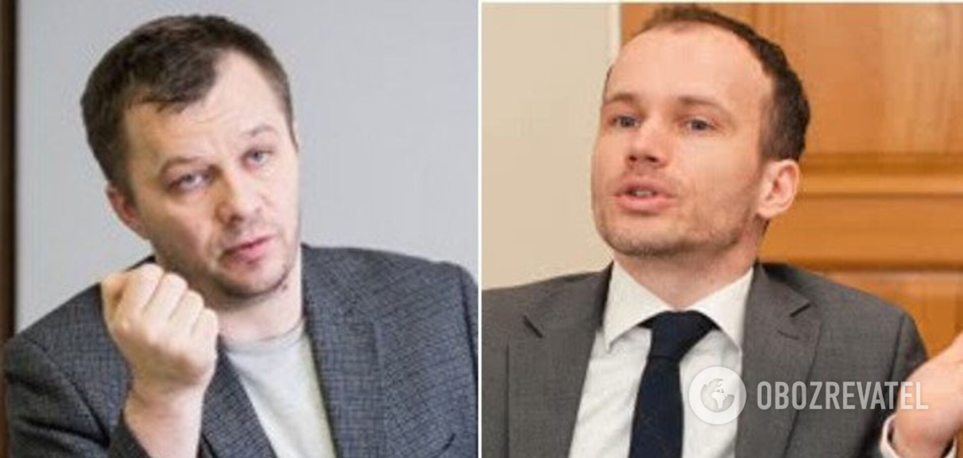 Скороход заявила об отставке Милованова и Малюськи