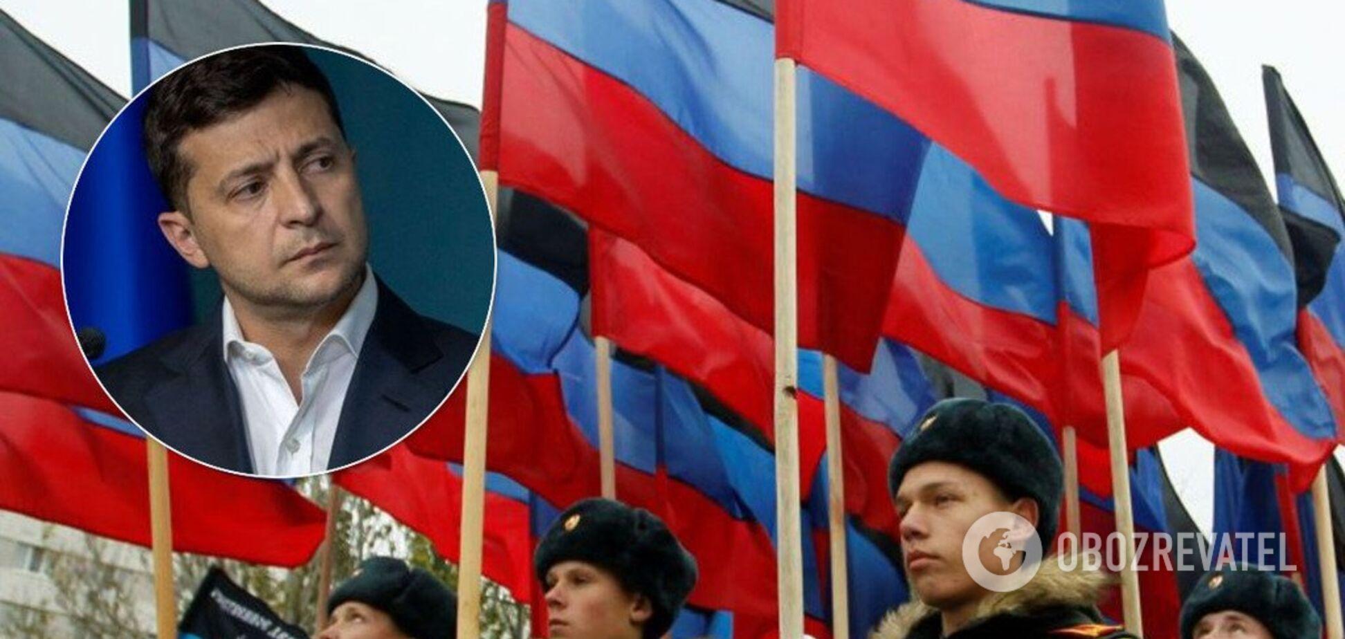 'Украину хотят уничтожить': Зеленского призвали не садиться за стол с 'куклами' Кремля
