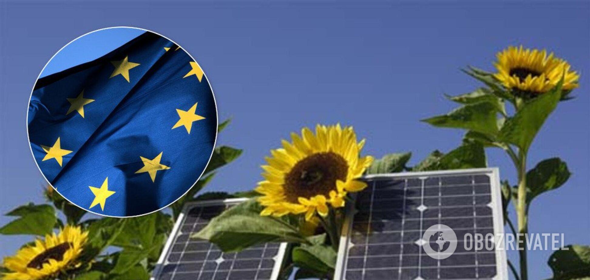 Європа поставила Україні ультиматум через 'зелені' тарифи