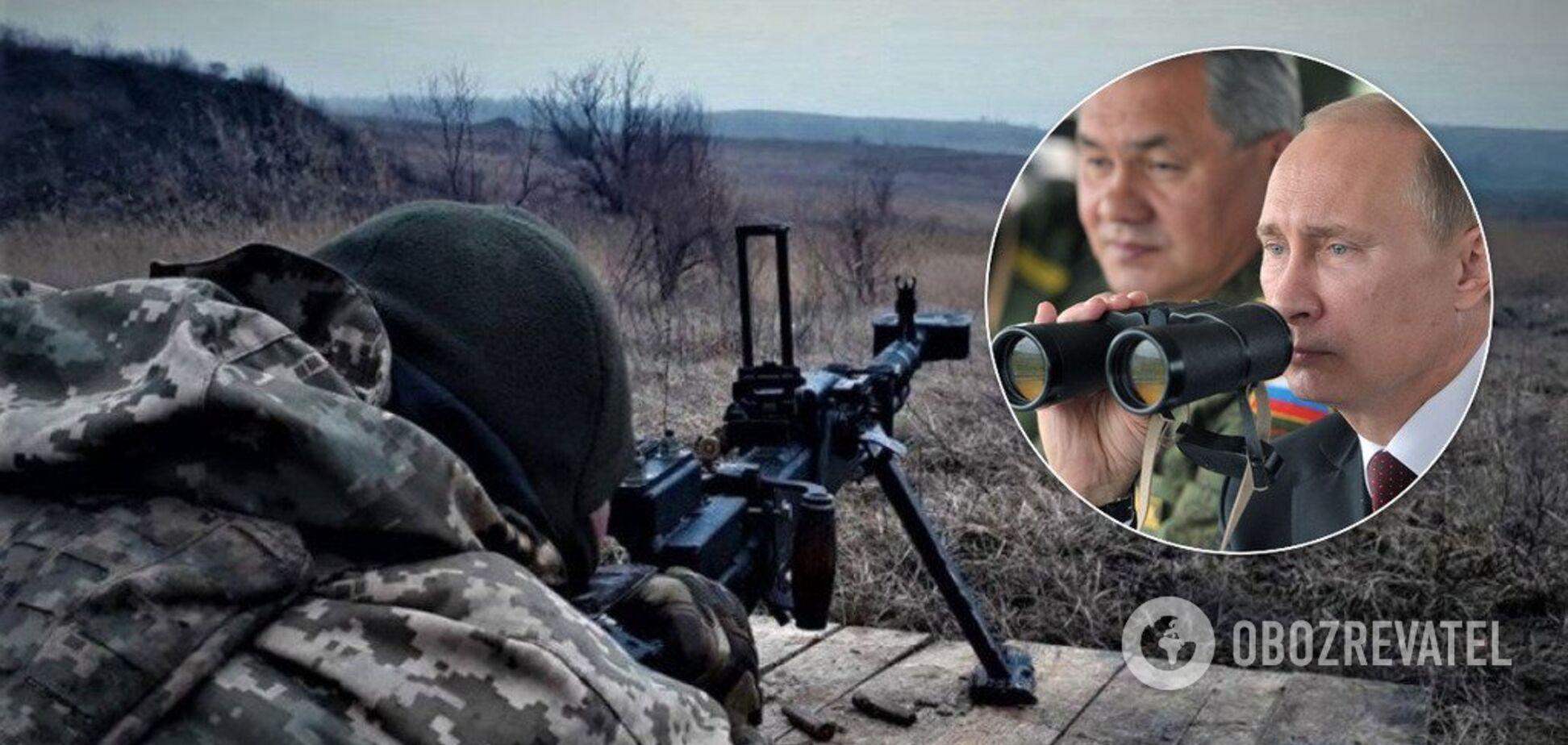Генерал сказал, что делать, пока Путин не ушел с Донбасса