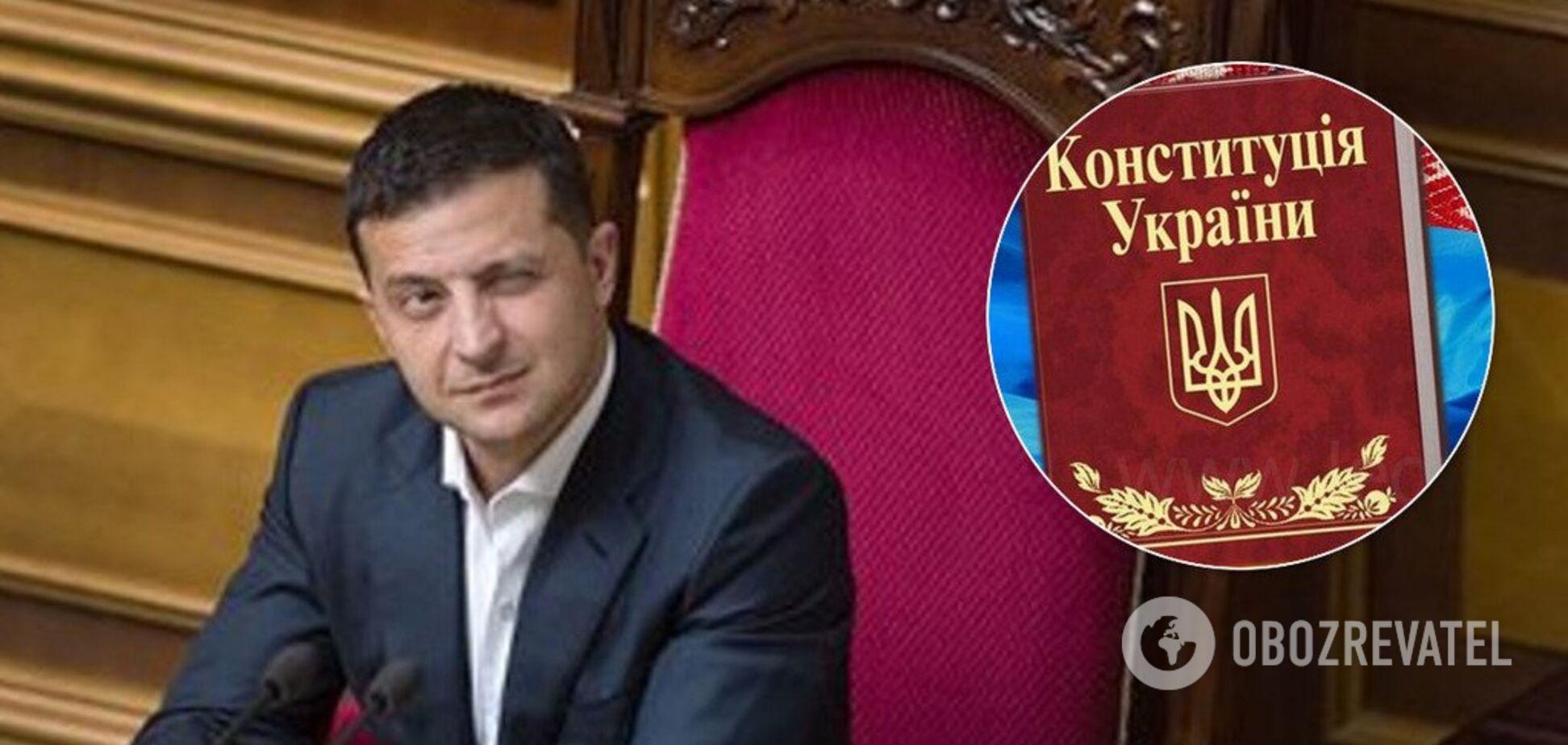 'Это узурпация!' Главари 'Л/ДНР' накинулись на Зеленского из-за громкого законопроекта