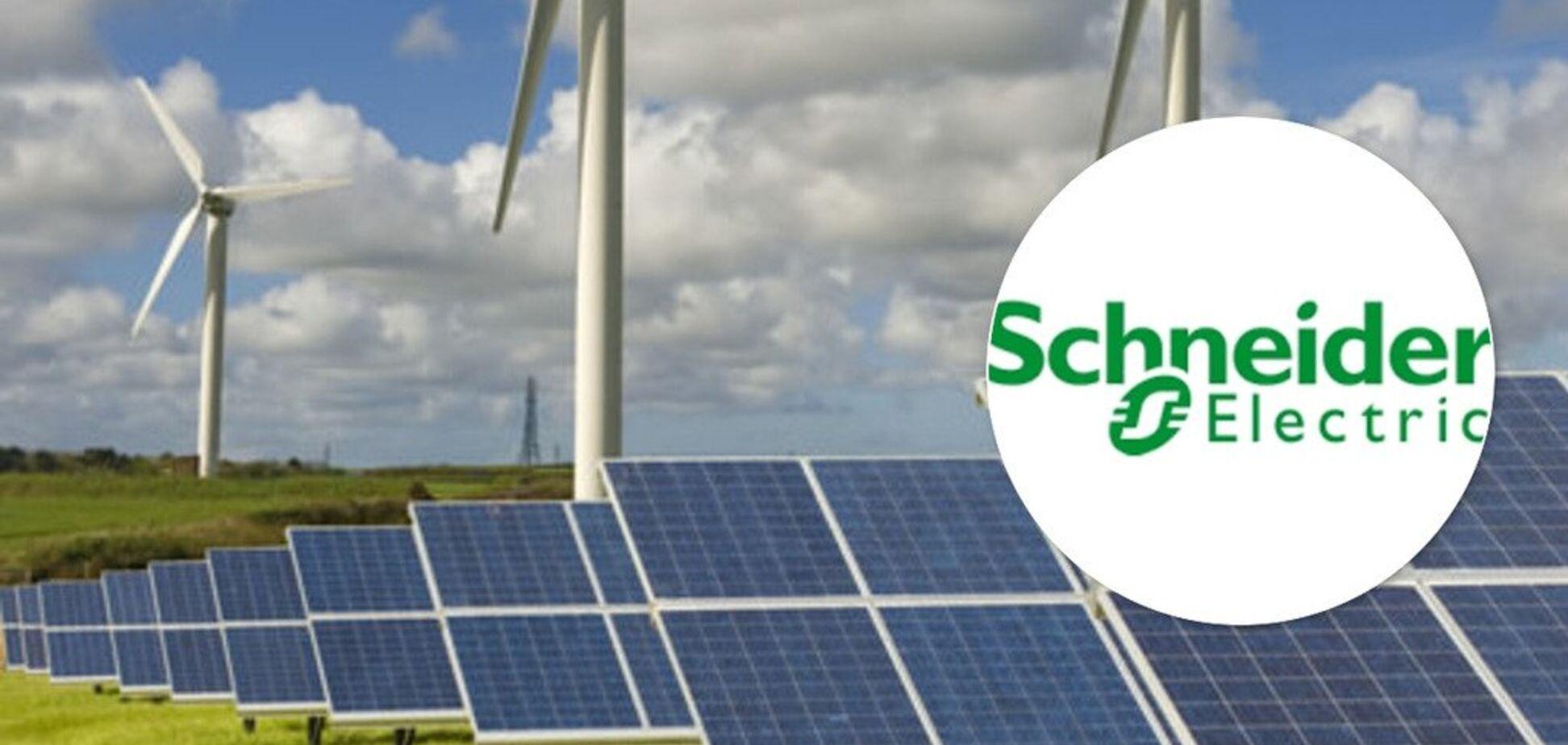 Schneider Electric розробила план дій для створення безвуглецевого світу