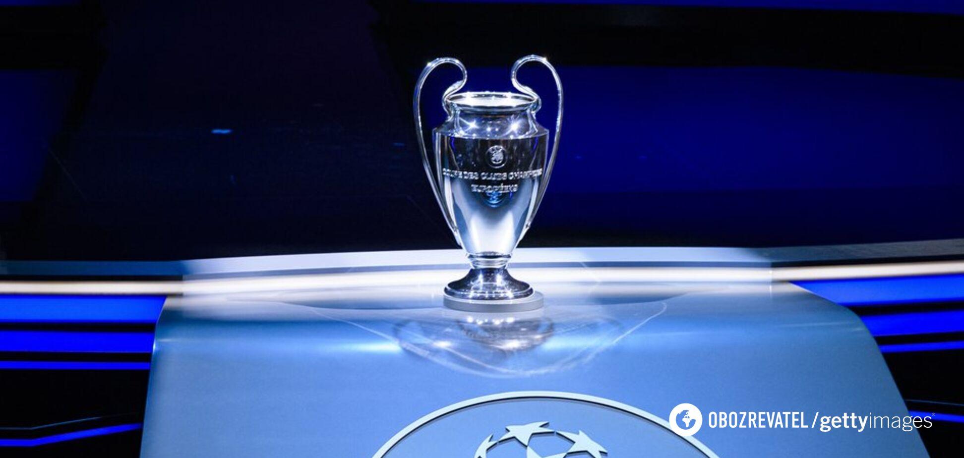Зинченко едет к Зидану! Жеребьевка Лиги чемпионов: все подробности и результаты