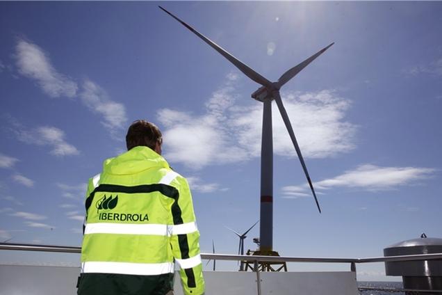 Ветрогенератор компании Iberdrola