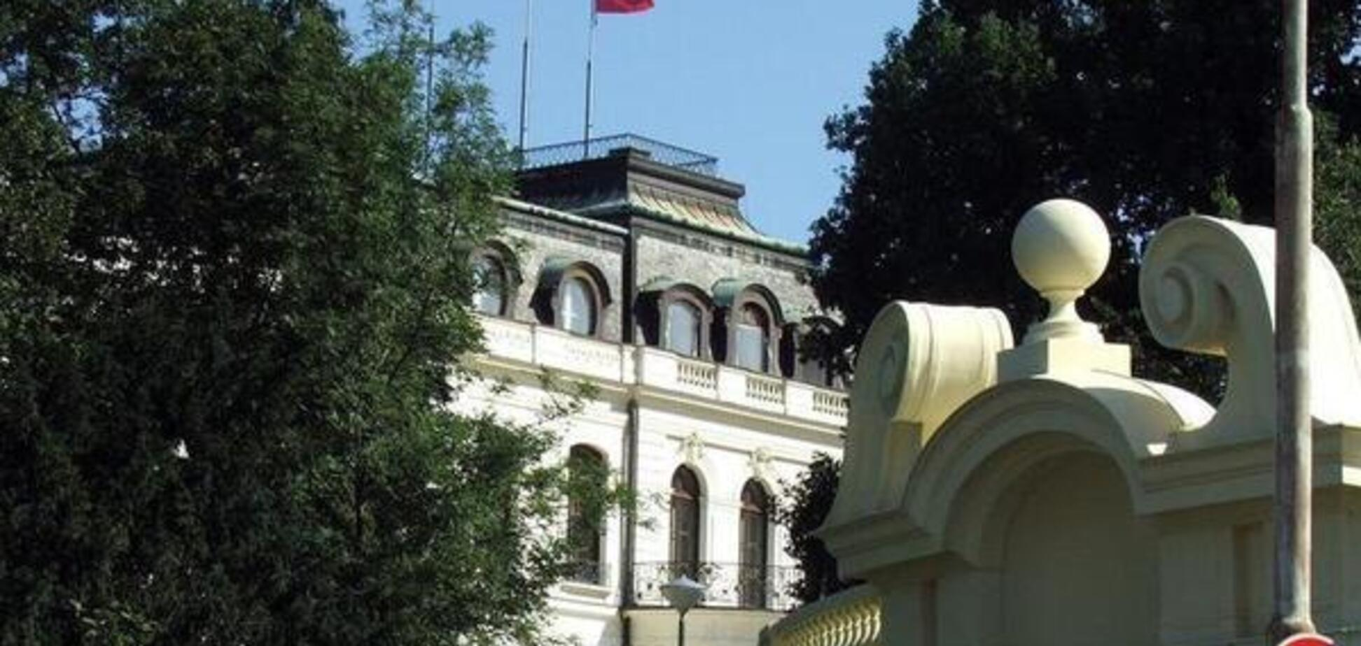 Посольство России в Праге