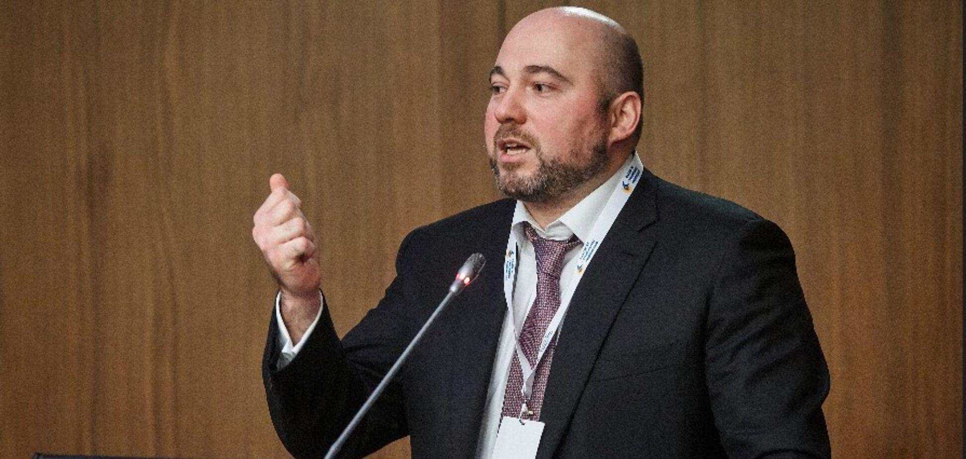 Вадим Столар обраний главою київської парторганізації 'Опозиційної платформи - За життя'