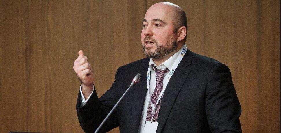 Вадим Столар избран главой киевской парторганизации 'Оппозиционной платформы - За жизнь'
