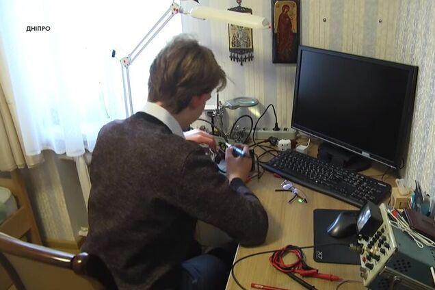 Школяр винайшов зарядний пристрій