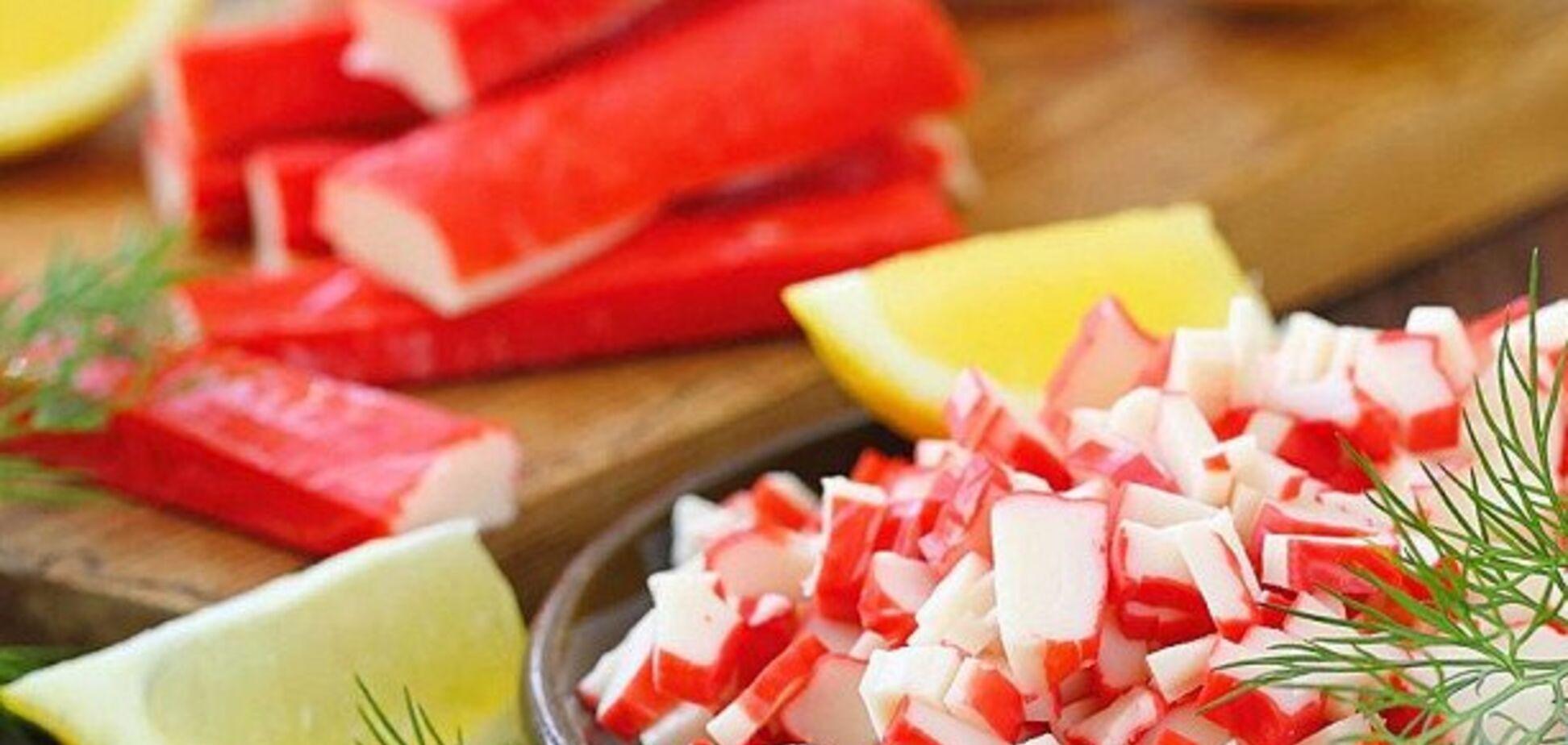 Вкуснейшие блюда из крабовых палочек на Новый год: подборка рецептов