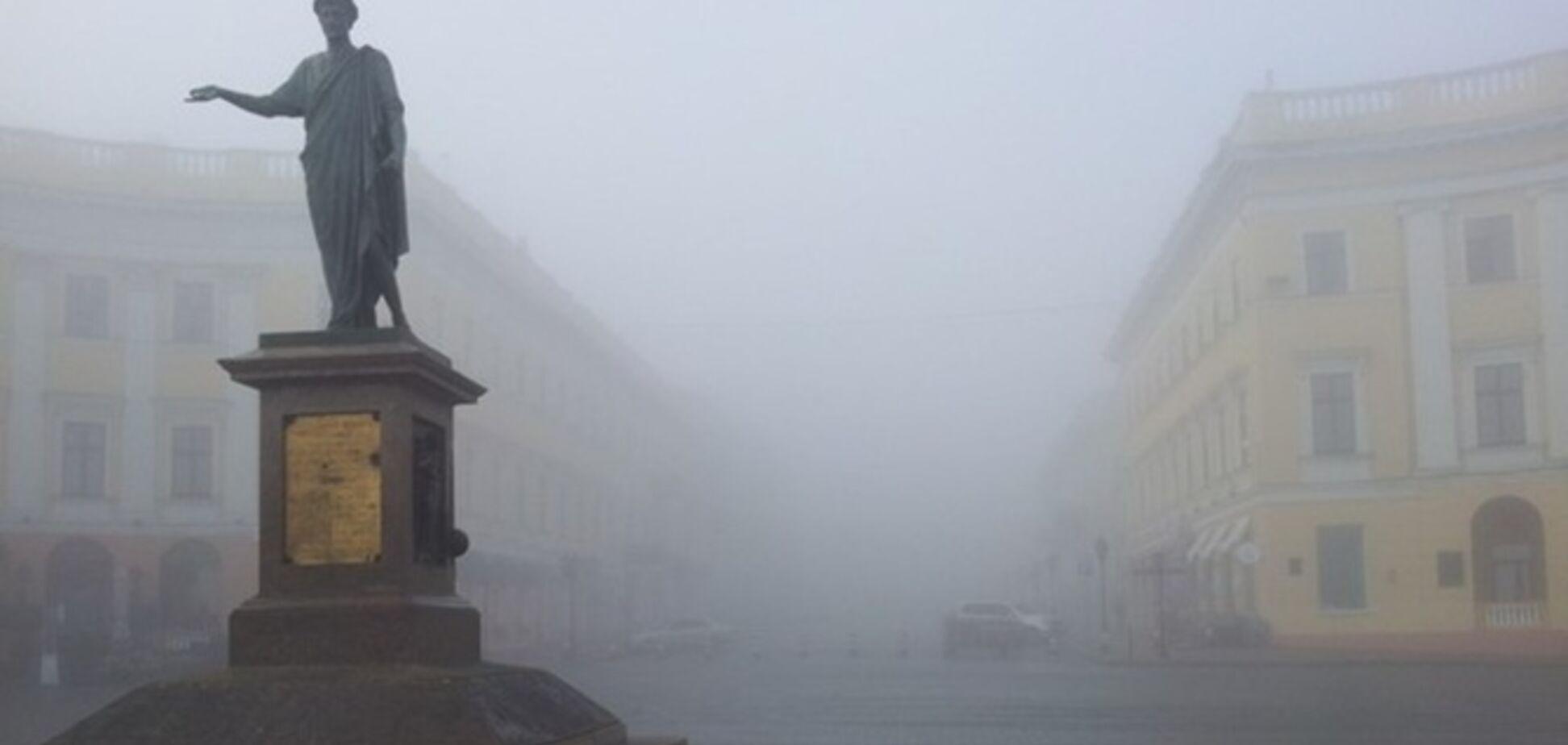 Одессу и область предупредили об опасной непогоде
