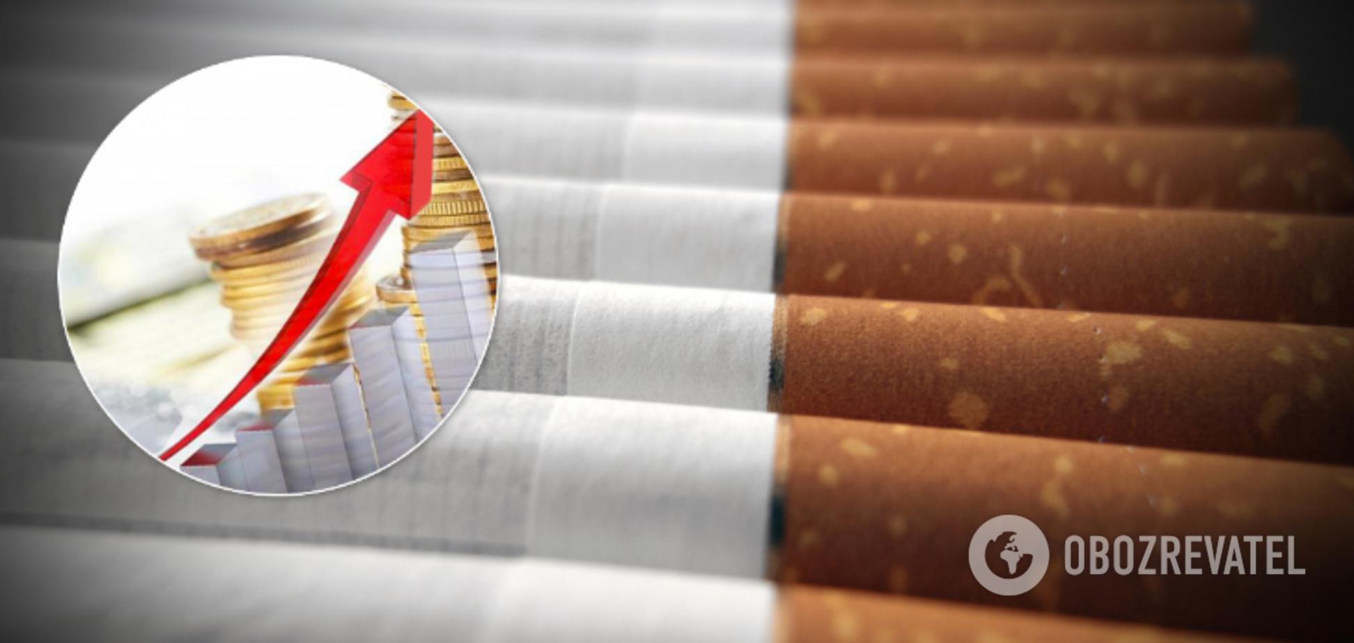 В Україні заборонять частину сигарет, а ціни зростуть: що чекає на курців і скільки коштуватиме пачка