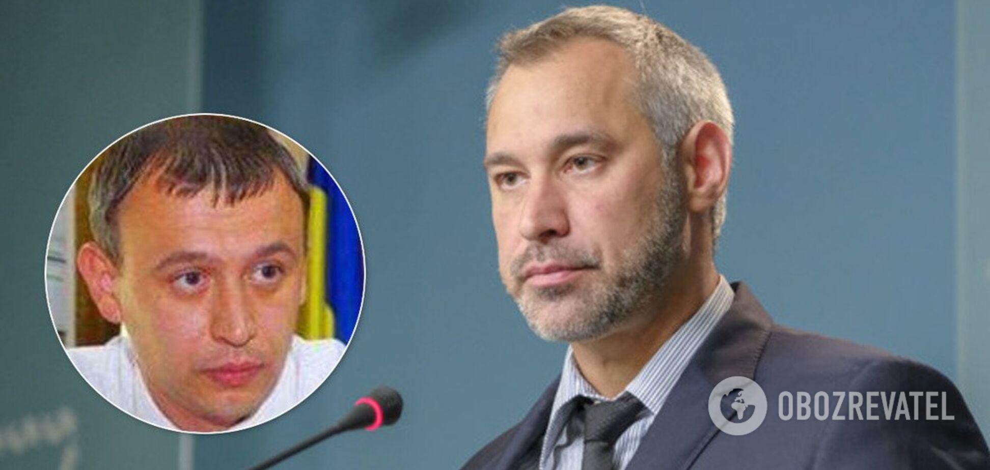 Рябошапка звільнив прокурора Києва, призначеного Луценком