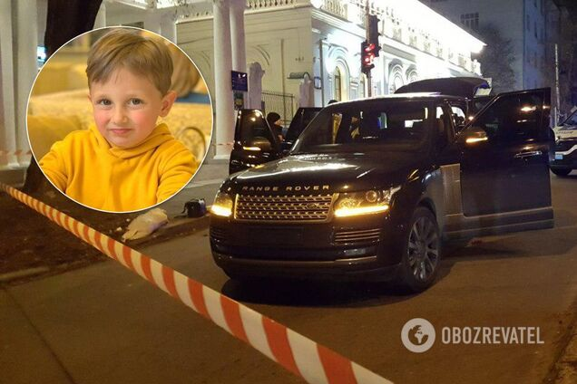 Під час замаху на В'ячеслава Соболєва загинув його син