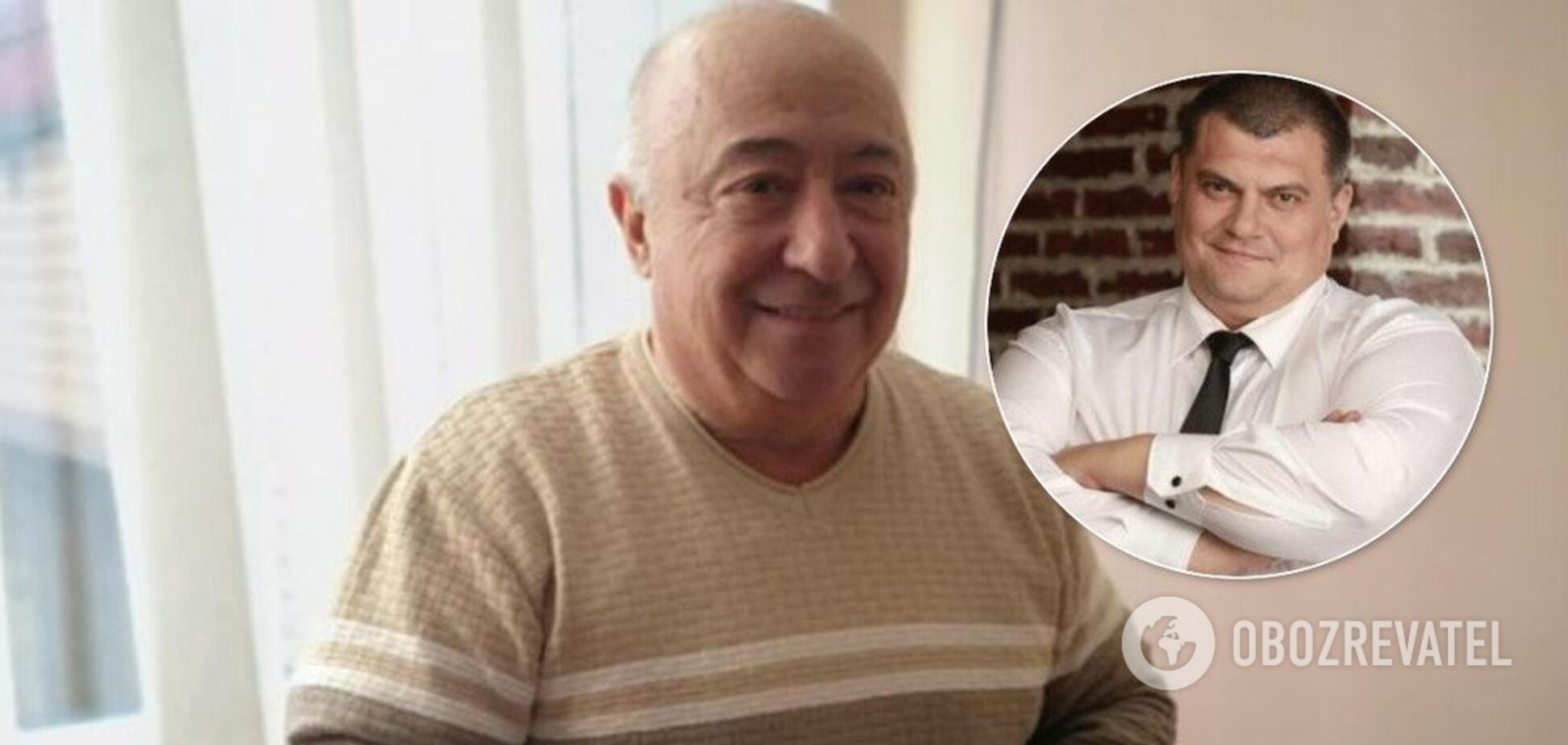 Отец Зеленского заступился за 'решалу Юзика'