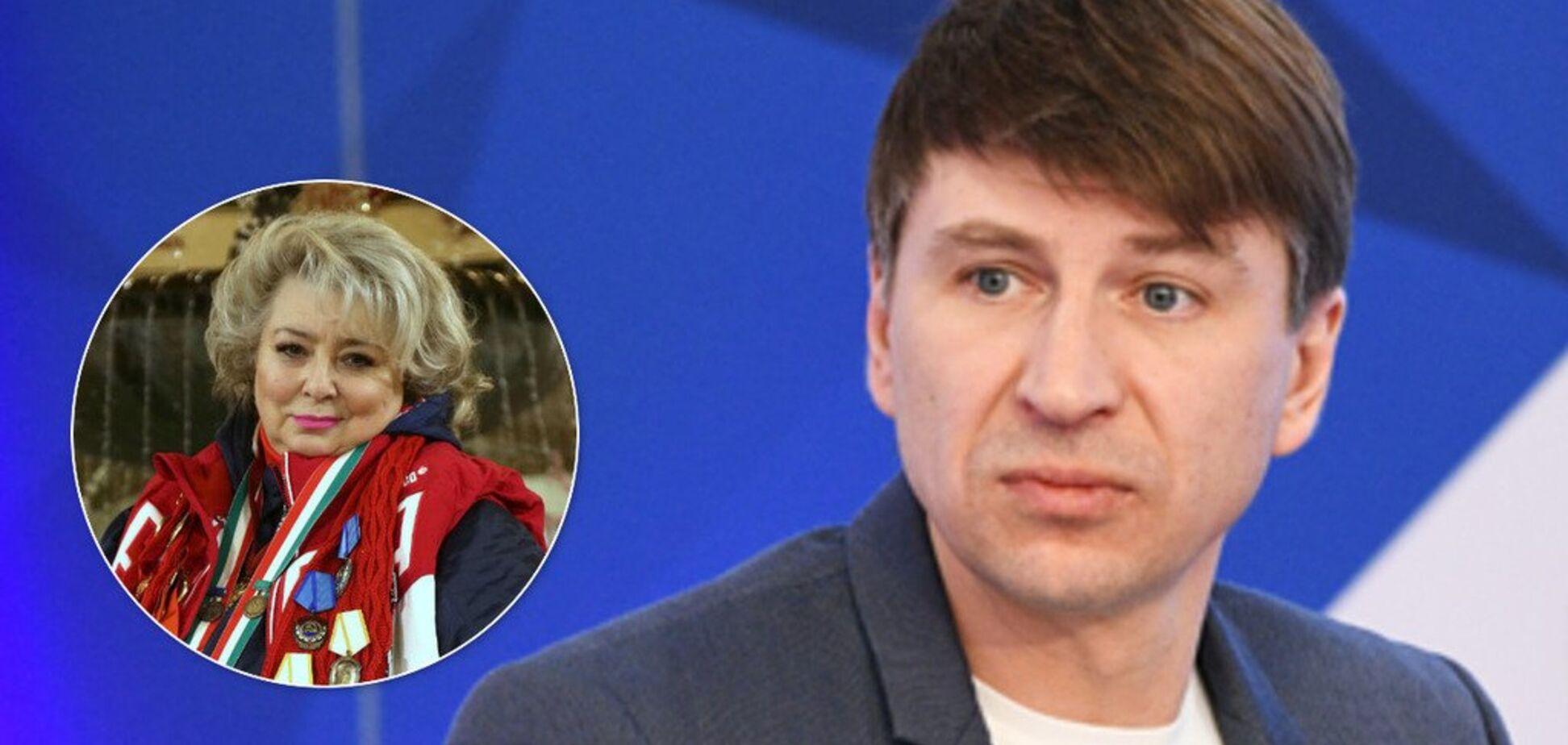 'Остальные — со*ать!' Олимпийский чемпион оскорбил россиян