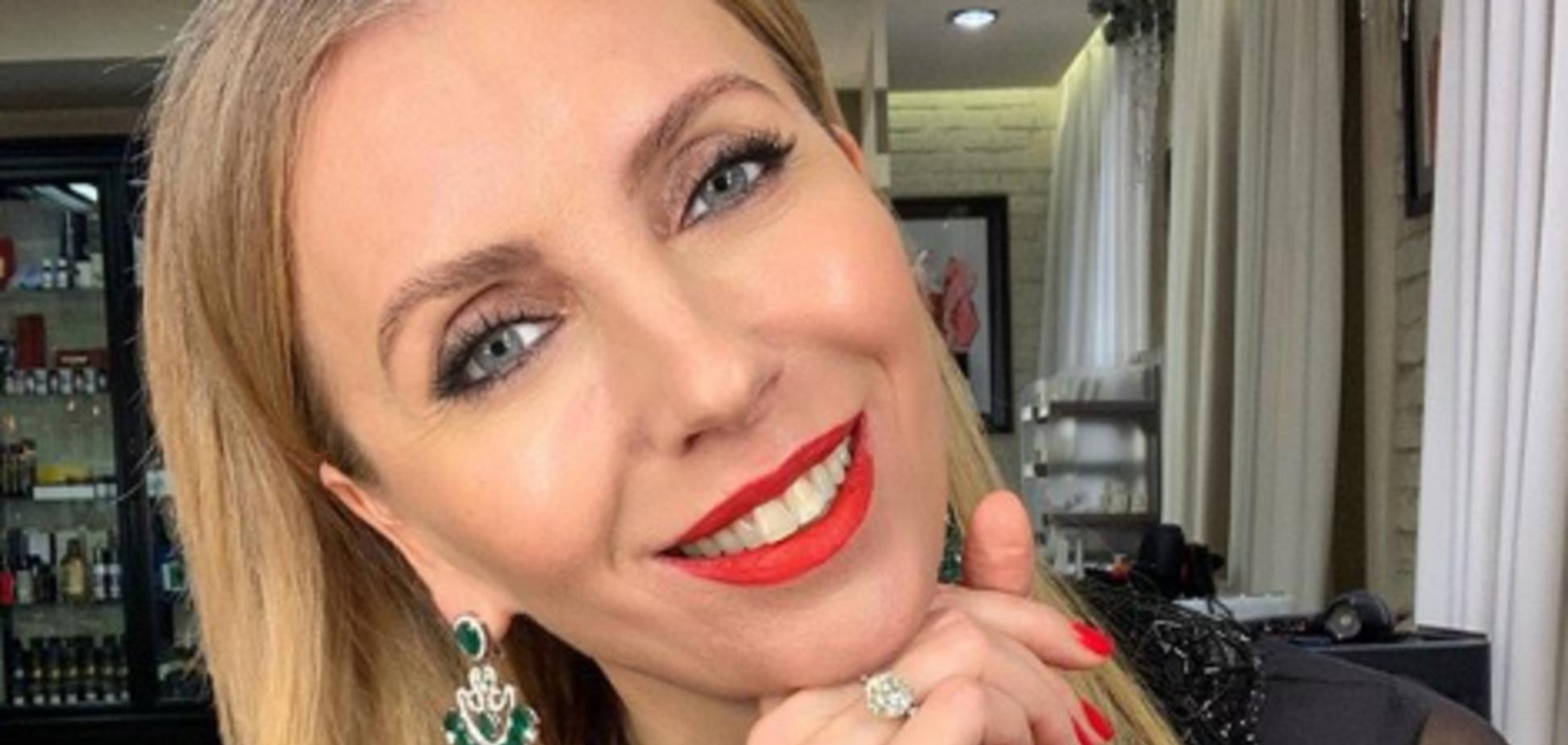 'Отвратительно и некрасиво': 50-летнюю экс-жену Бондарчука разнесли за откровенное фото