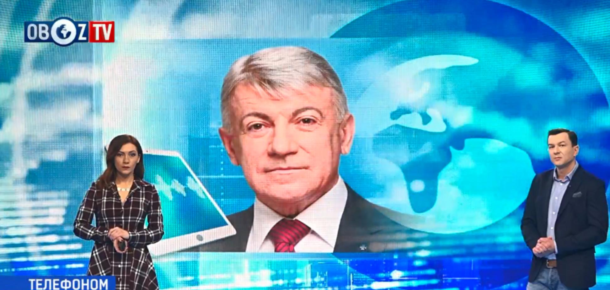 'Багато питань': генерал СБУ вказав на дивні моменти в нападі на 'слугу народу'