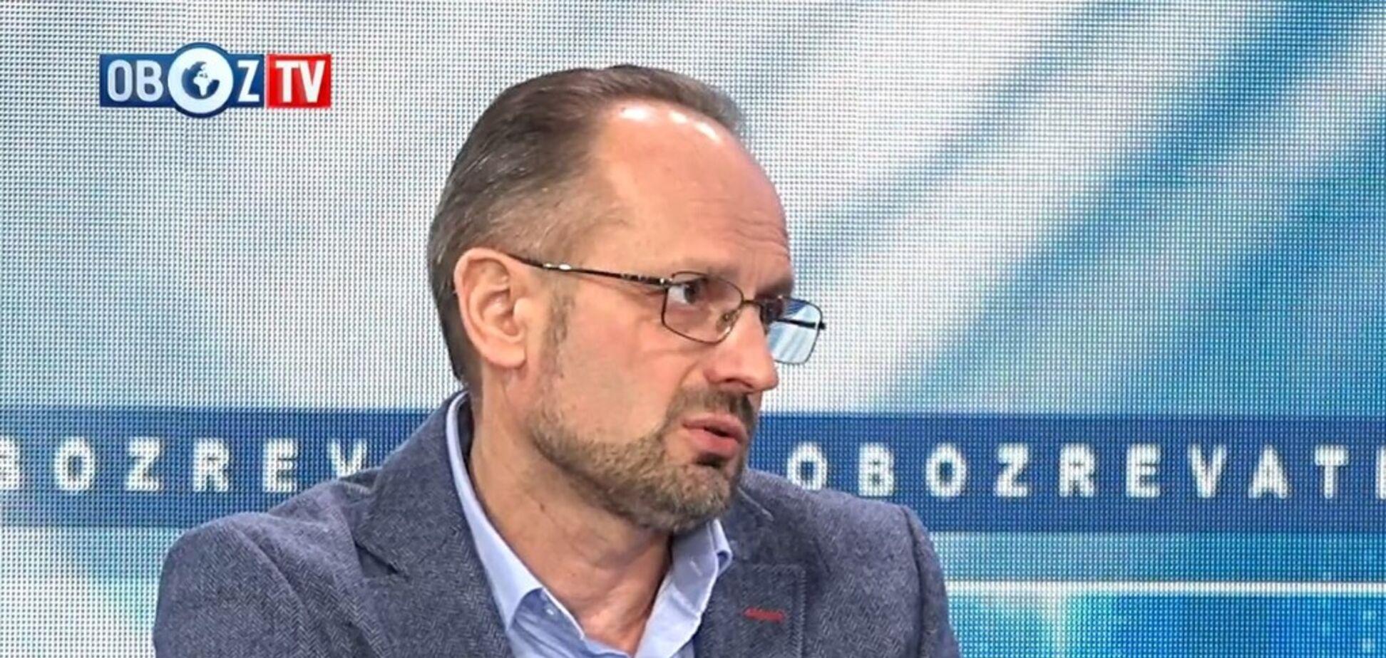 Ми дуже недбало повели себе у відношенні кримських татар: Роман Безсмертний
