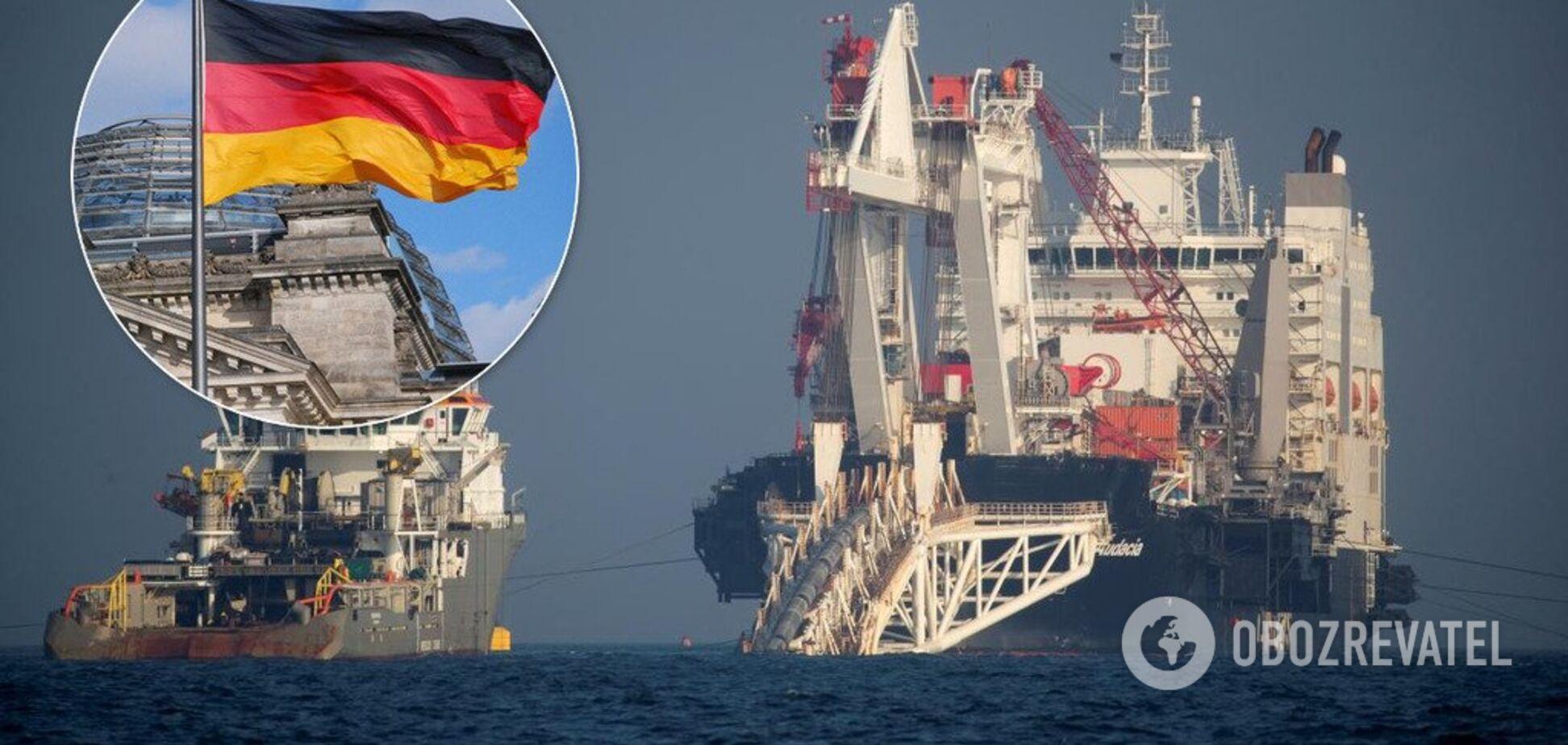 Потребовали отойти в сторону: Германия резко обратилась к США из-за 'газопровода Путина'