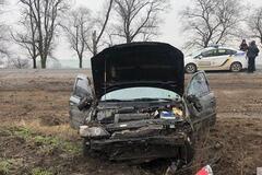 Перекинувся кілька разів: під Дніпром трапилася жахлива ДТП з постраждалими. Фото