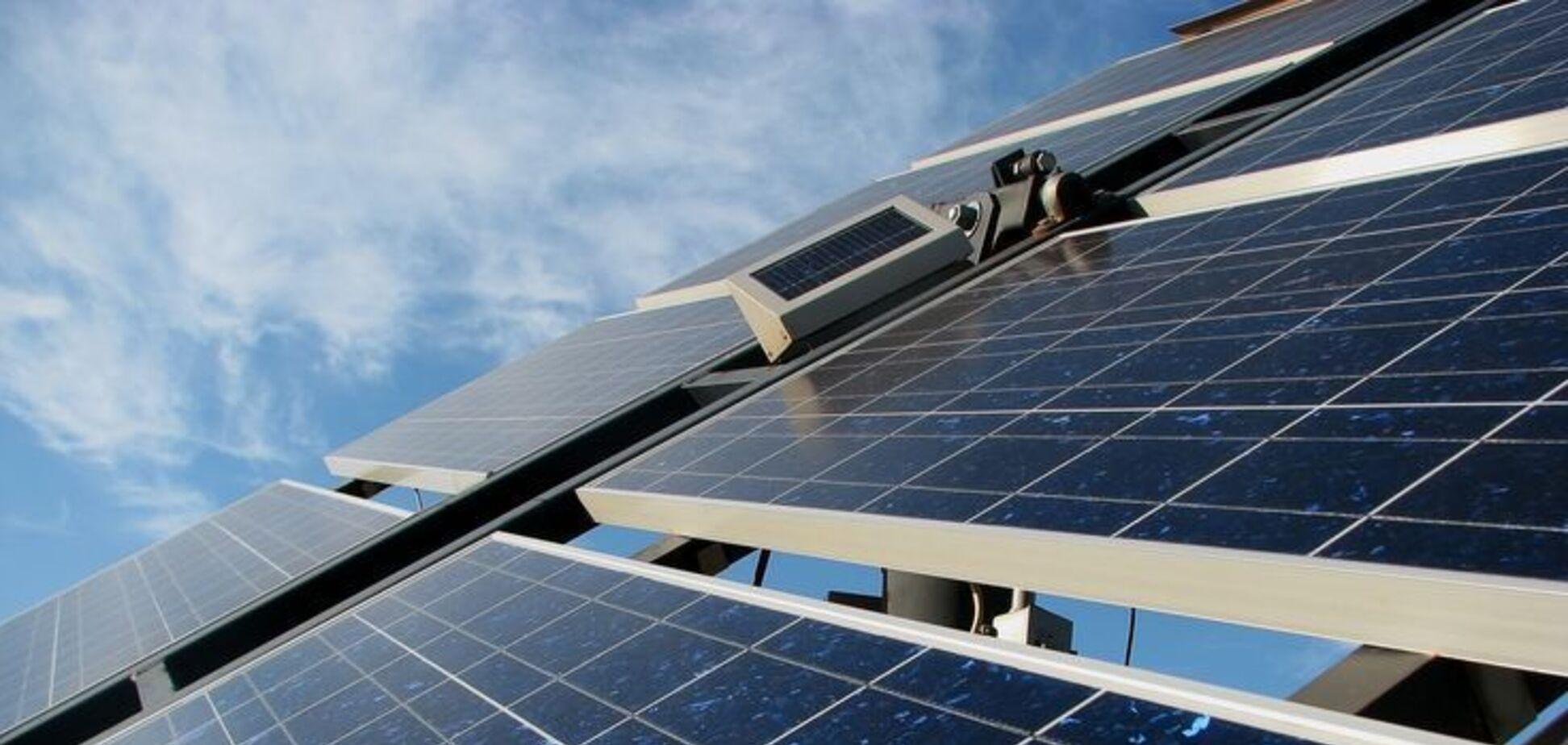 Світовий рекорд: у Китаї показали найпотужніші сонячні панелі