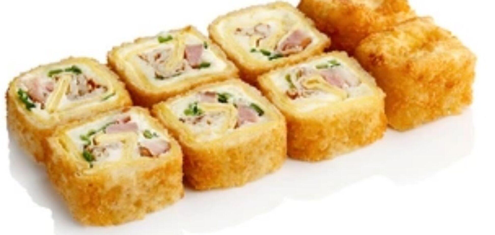 Рецепт казково смачної закуски з крабових паличок