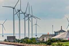 Данія розмістить вітрогенератори на островах у морі: озвучено причину